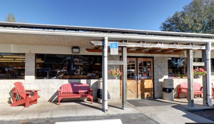 At first, Pearl Country Store & Barbecue looks like any old convenience store next to a gas station in a small town, but step inside, and you might find your new favorite restaurant.