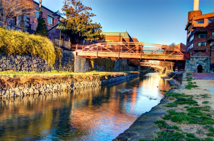 7. C&O Canal