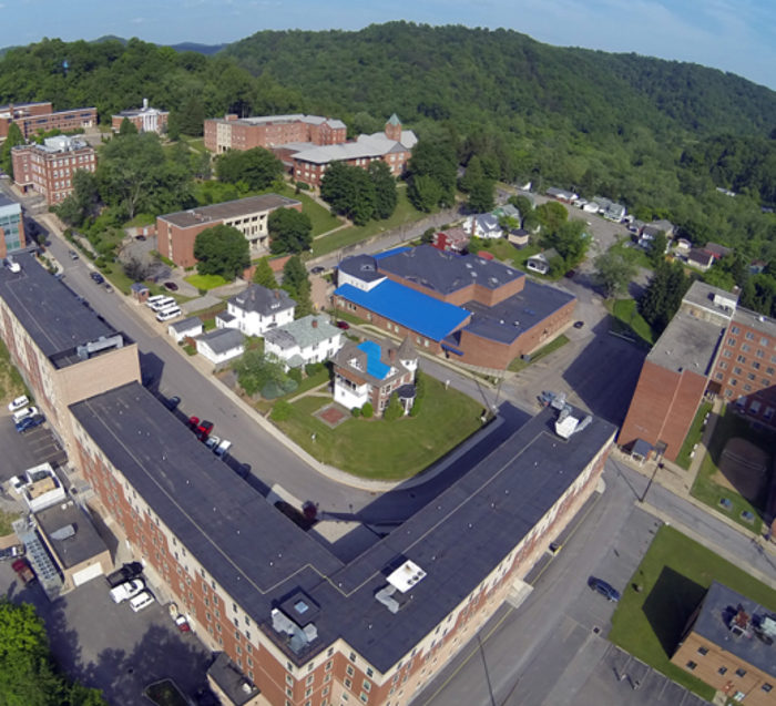 Glenville State College is an integral part of the town, providing education for students and events for the community.