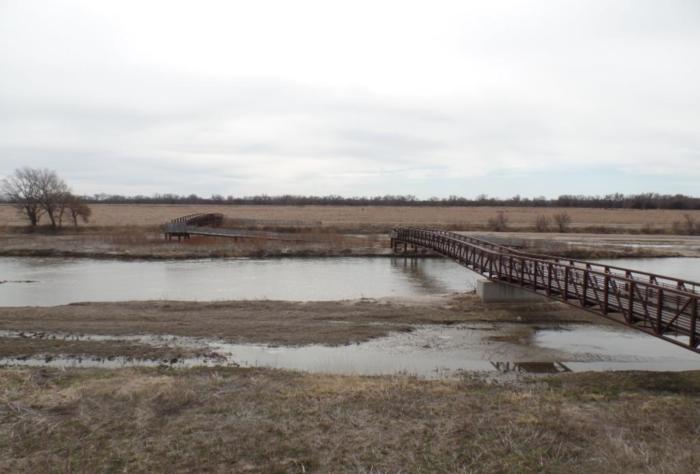 1. Crane Trust, Wood River