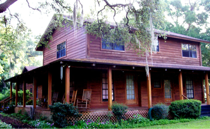 7. Cypress House Bed & Breakfast Ranch, Bushnell