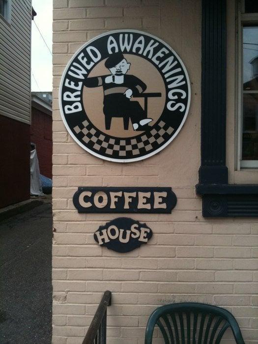 7. Brewed Awakenings, Newark