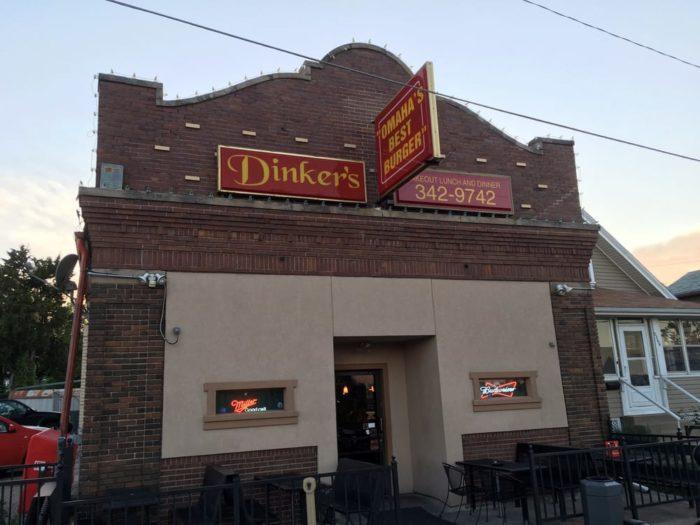 4. Dinker's, Omaha