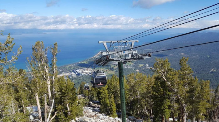East Peak Trail/Gondola (Tahoe)