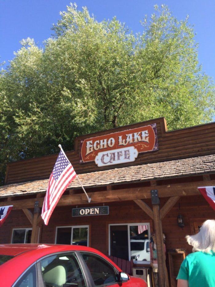 3. Echo Lake Cafe, 1195 MT-83, Bigfork
