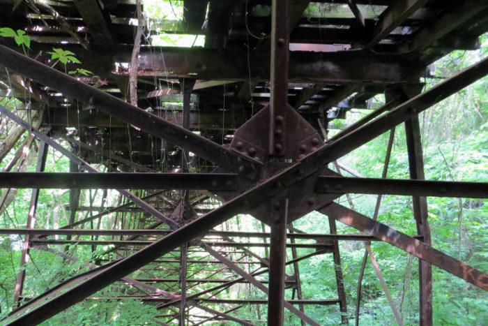 6. Washington & Great Falls Electric Railway Trestle