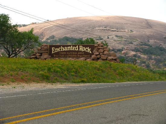 5. Ranch Road 965 to Enchanted Rock State Natural Area