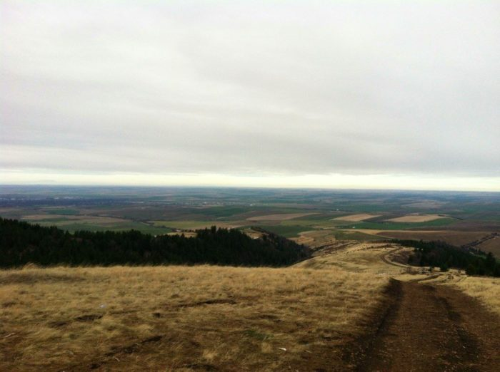 The Walla Walla countryside really comes alive in autumn.