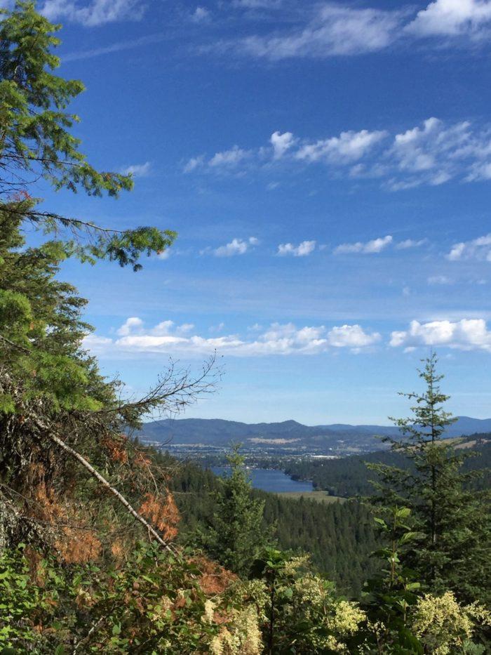 5. Liberty Lake Regional Park Trail, Spokane