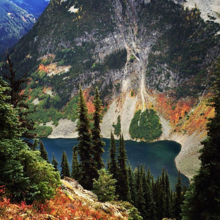 7.  Maple Pass Loop, North Cascades Highway