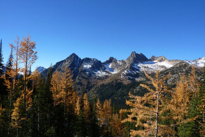 1. Blue Lake Trail, North Cascades