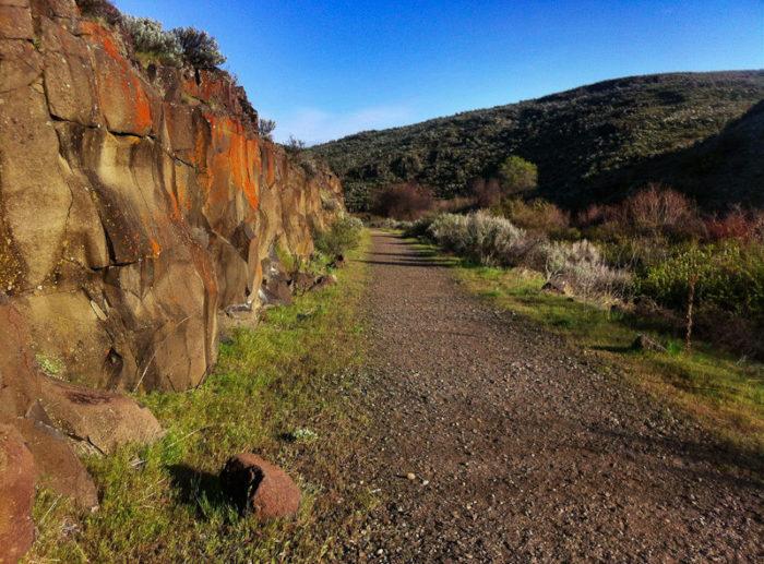6. Cowiche Canyon, Yakima area