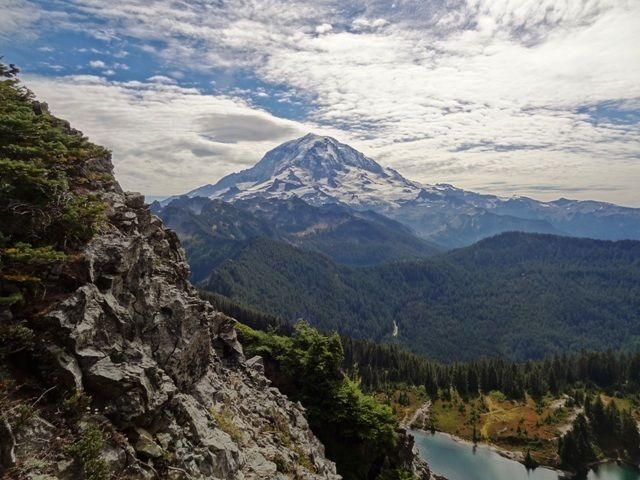 2. Tolmie Peak Trail, Mount Rainier National Park