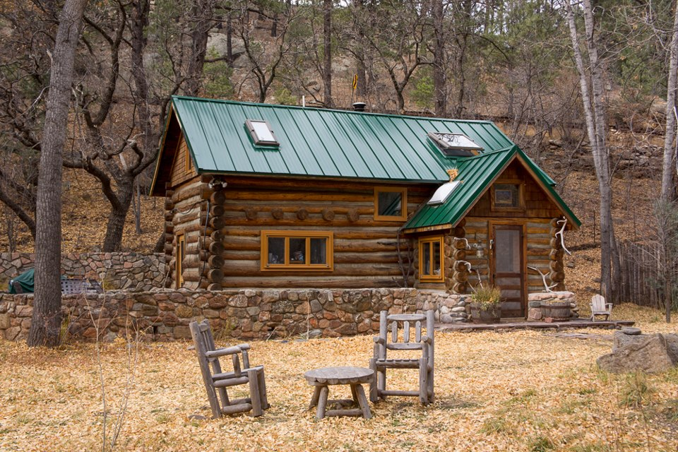These 11 cozy new mexico cabins are the perfect place to for Lake cabins for rent in massachusetts