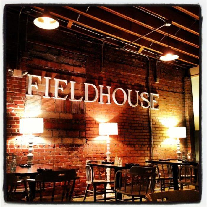 2. The Fieldhouse, Billings