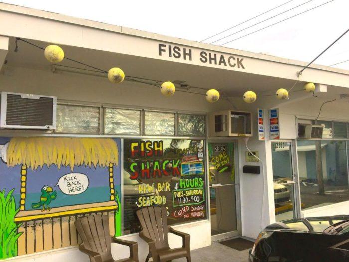 5. Fish Shack, Pompano Beach