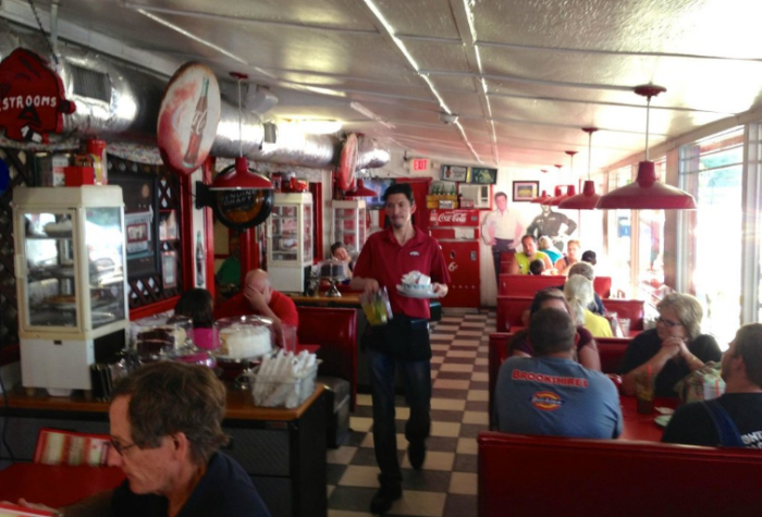 There's a reason Ed Walker's has stood the test of time—it's a Fort Smith favorite because the atmosphere is fantastic, and the food is even better.