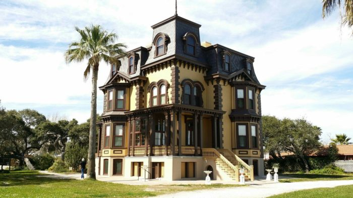 Stop by The Fulton Mansion State Historic Site.
