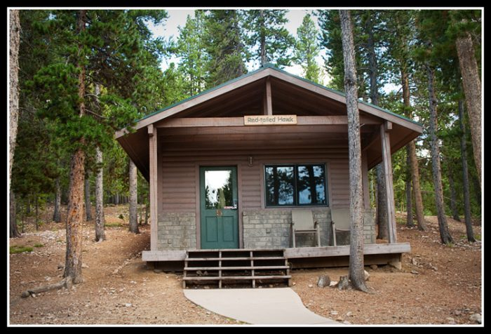 9. Cabins at Golden Gate Canyon State Park