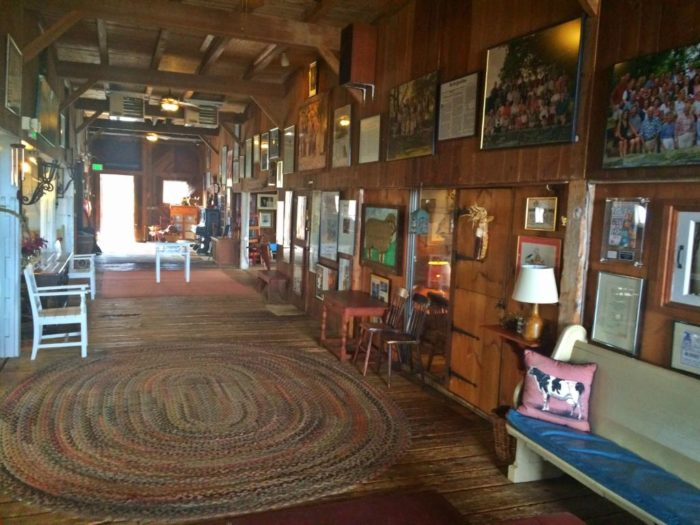 Overflowing with memorabilia, antiques and family treasures, your visit begins with cocktails being served as you peruse the displays.