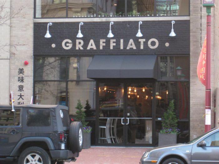 8. Graffiato - 707 6th St NW