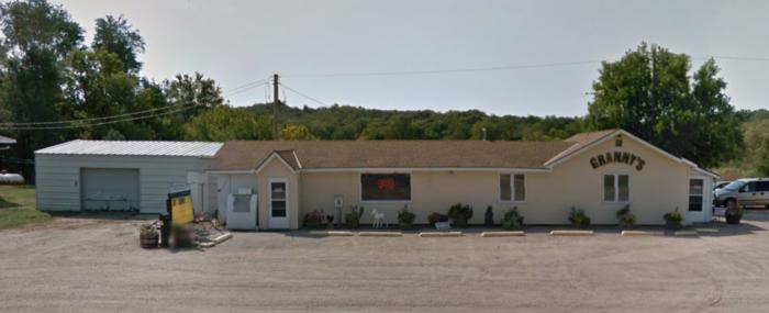 9. Granny's Diner, Jackson