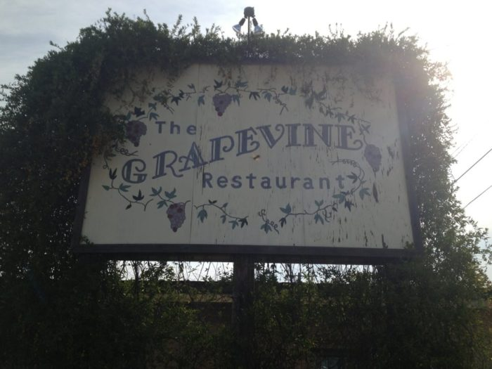 You'll need some grub on your day trip. According to Yelp, the top rated restaurant in Paris is the Grapevine.