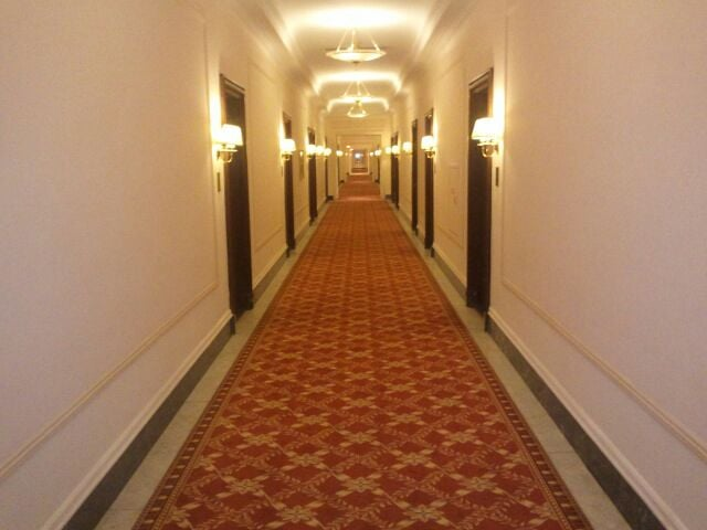 The haunted history at The Palace Hotel is so extensive that there is even a tour, put on by San Francisco City Guides that documents all the haunted ghost activity.