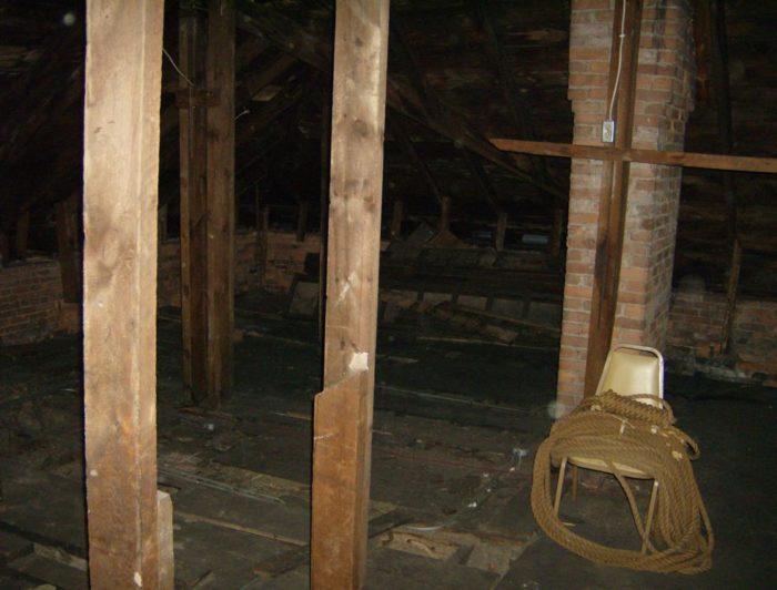 haunted jail