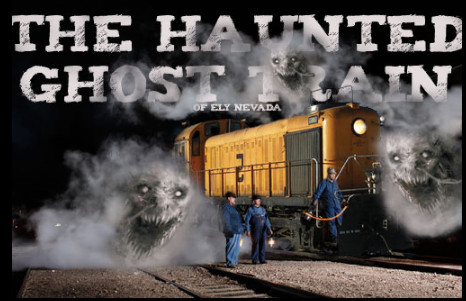The Haunted Ghost Train