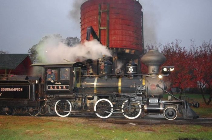 Midwest Central Railroad is a railroad that operates on the grounds of the Midwest Old Thresher's Reunion in Mount Pleasant, Iowa. The track runs in a one-mile loop that features two stations.