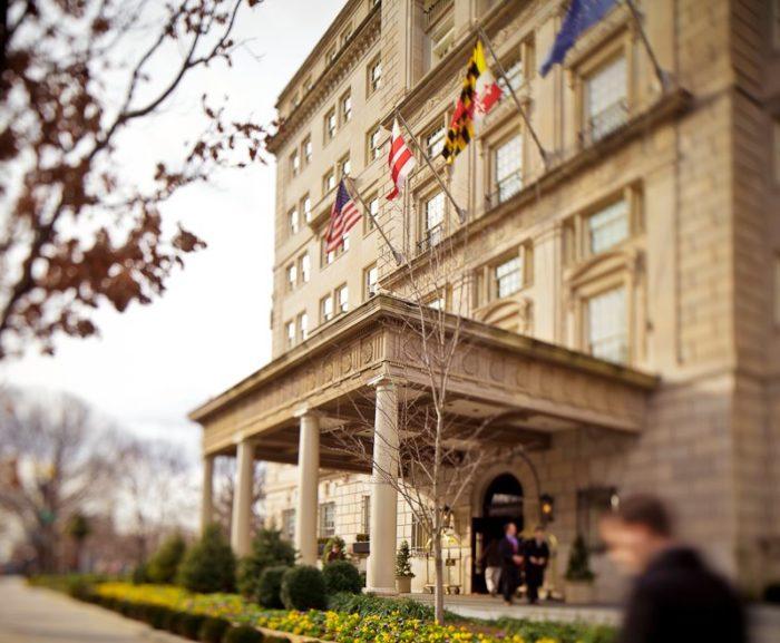 5. Hay-Adams Hotel
