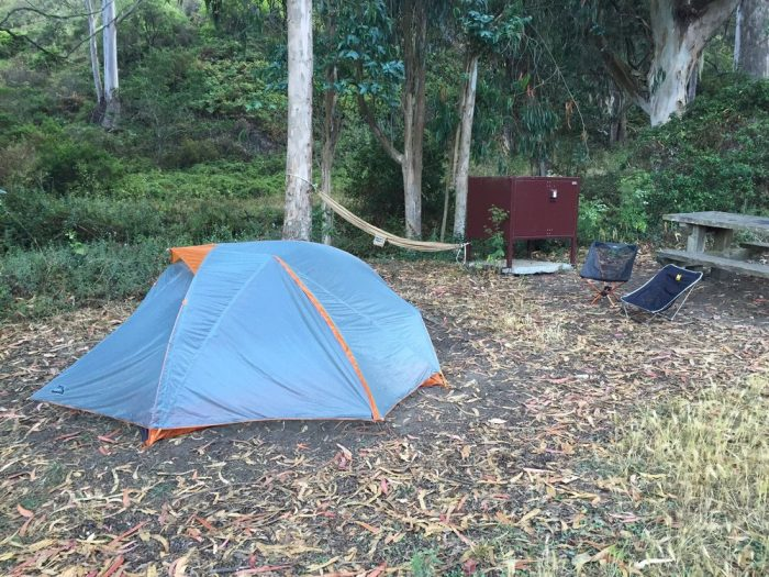 8. Haypress Campsite in Tennessee Valley