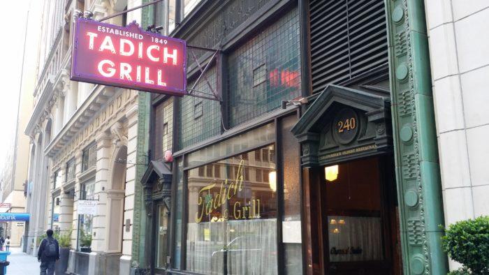 10. Tadich Grill, San Francisco