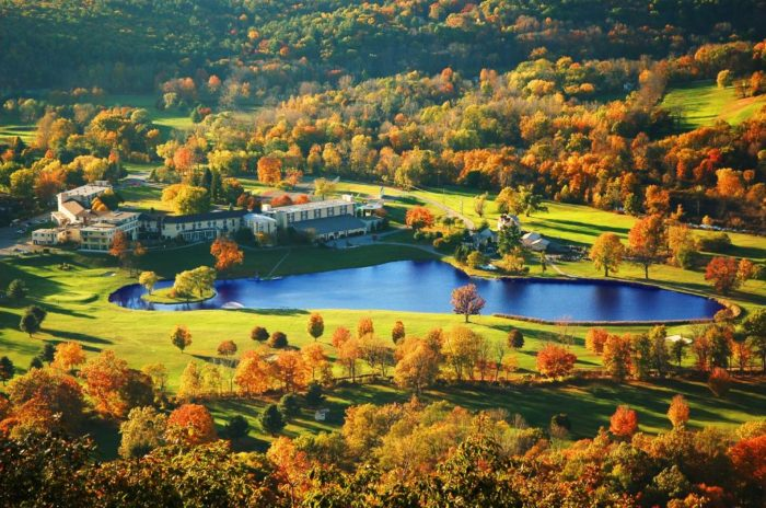 Nestled within the picturesque Shawangunk Mountains, Honor's Haven  will give you an unforgettable experience.