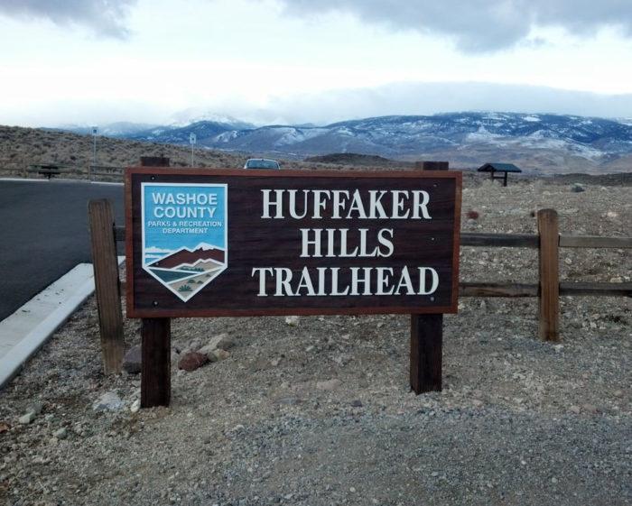 Huffaker Hills Trail (Reno)
