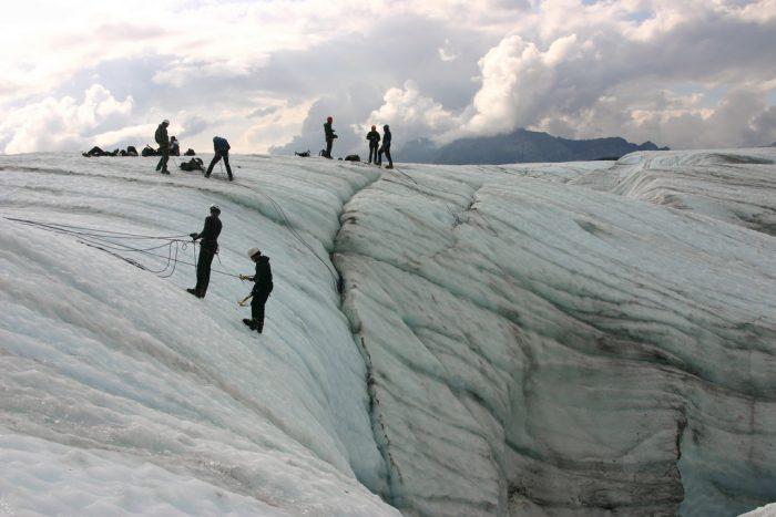 ice climbers Flickr - Philip Morton