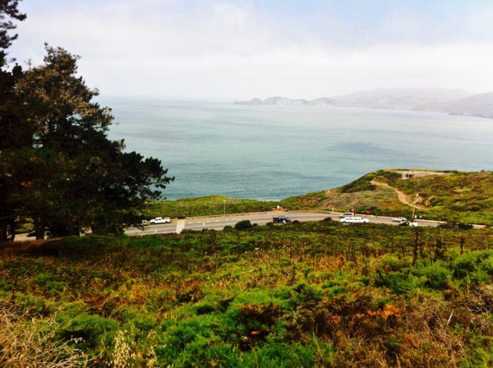 9. Immigrant Point Overlook: Presidio, San Francisco