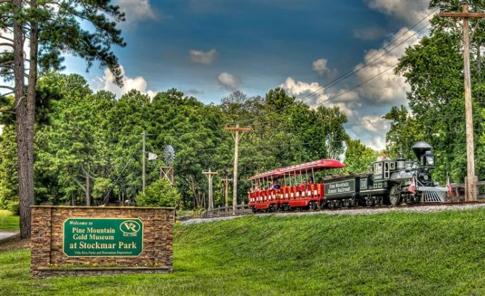 There has been such a rich history of more than 100 years in the gold mining industry for the town of Villa Rica, Georgia.