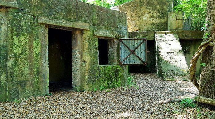 14. Haunted Fort Freemont - St. Helena IslandOpen daily dawn to dusk