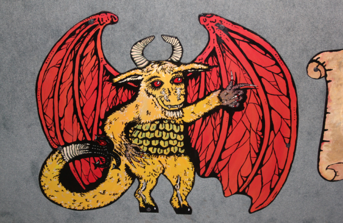 5. We take pride in a demon-like creature that roams our Pine Barrens.