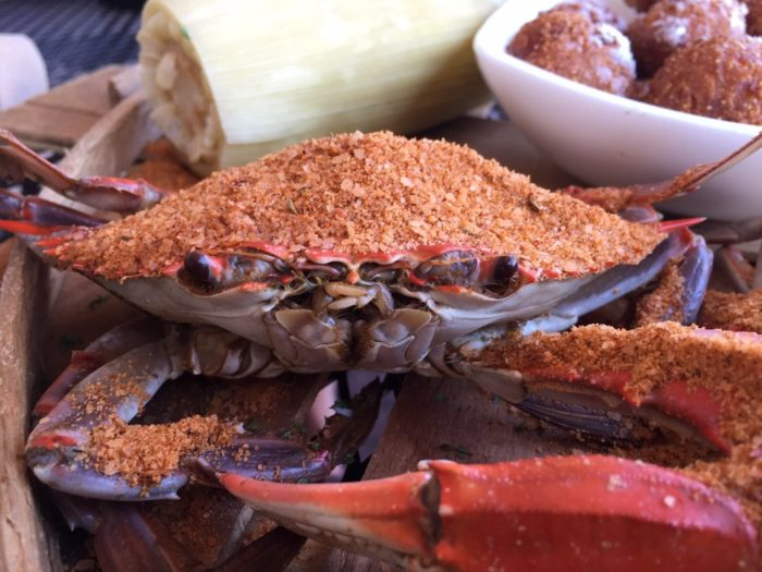 Boondocks is one of the best places to get crabs in Delaware.
