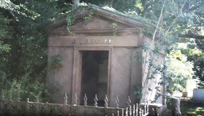 11. The Tomb of Julia Legare - Edisto IslandOpen daily from dawn til dusk