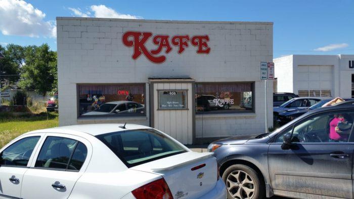 11. 2K's Kafe, 406 3rd Avenue S, Great Falls