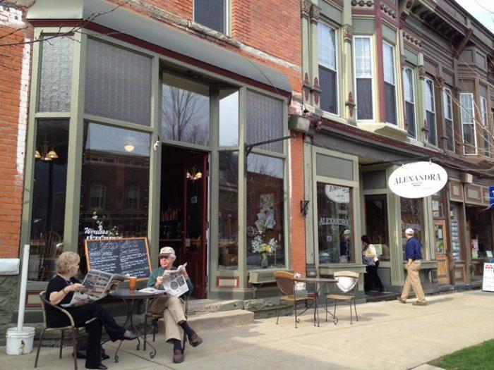 10. Katy's Cafe - Ellicottville