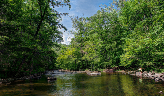 Located in Annandale, this striking Hunterdon County spot has been referred to as the most picturesque location in New Jersey.