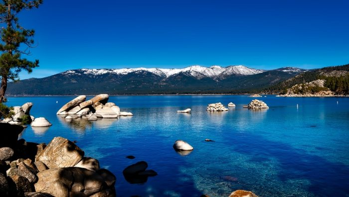 2. Lake Tahoe is the BEST place.
