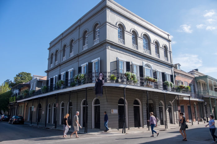 4) Lalaurie Mansion, 1140 Royal St.