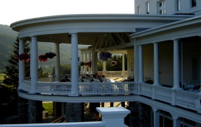 You'll love relaxing on the veranda, which will make you feel like royalty.