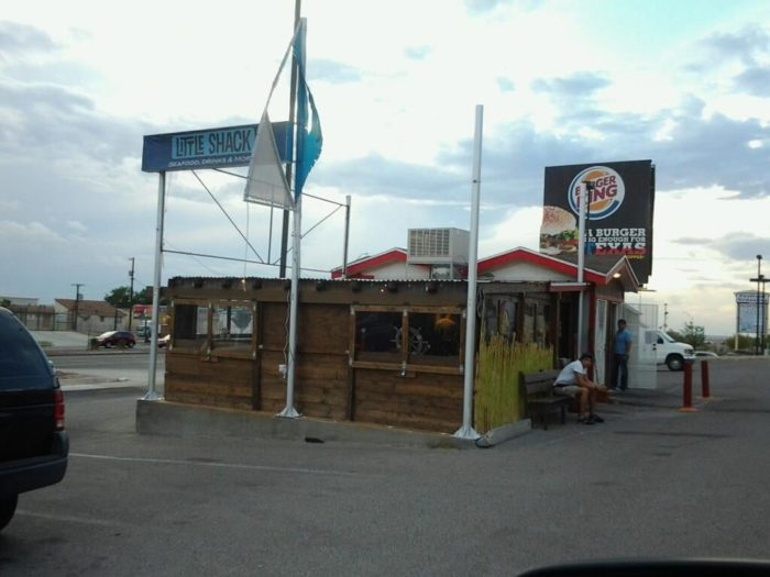 4. The Little Shack (El Paso)